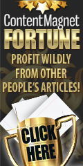 Content Magnet Fortune - make money online